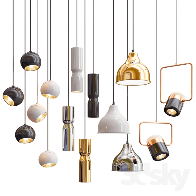 Four Hanging Lights_40 Exclusive