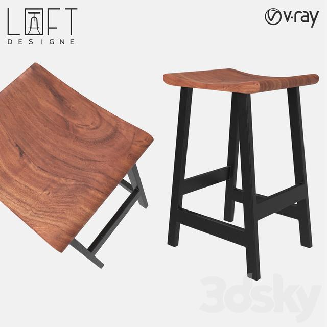 Bar stool LoftDesigne 1591 model