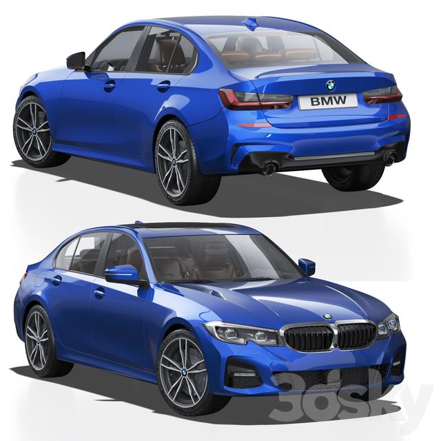 BMW 3er VII (G2x)
