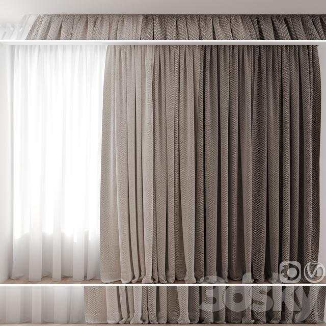 Curtains №5