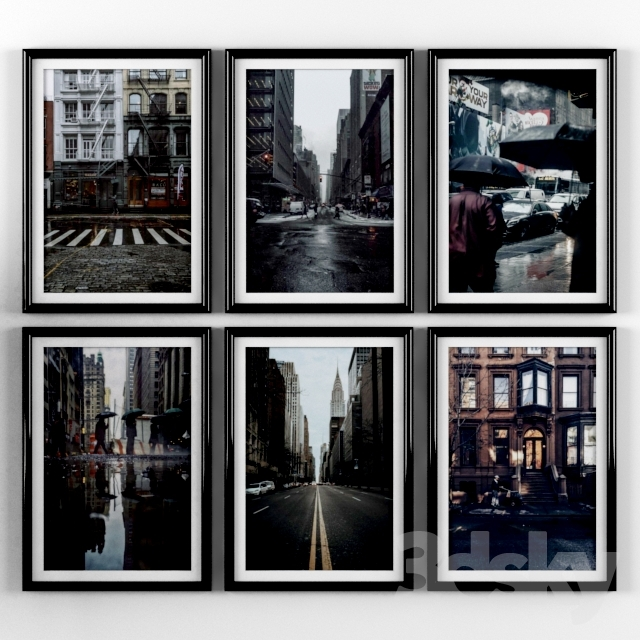 Posters: New York