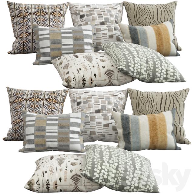 Decorative pillows, 33