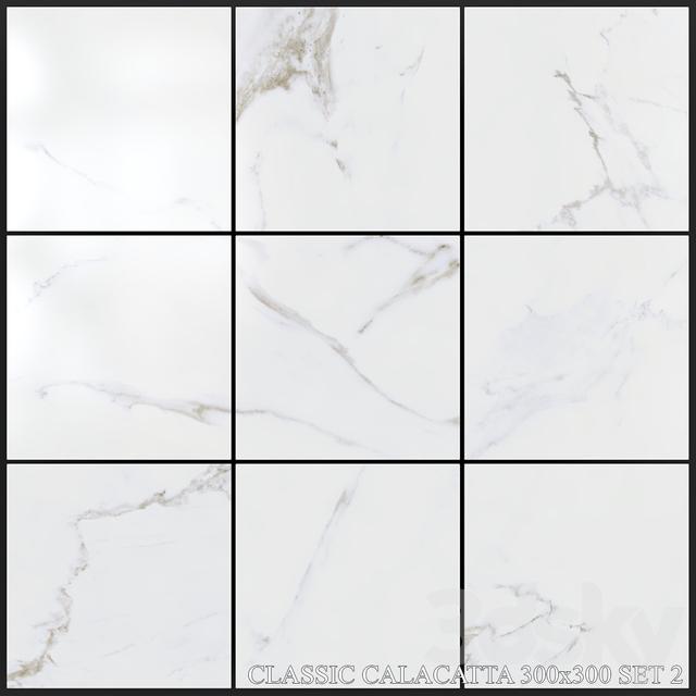 Yurtbay Seramik Classic Calacatta 300x300 Set 2