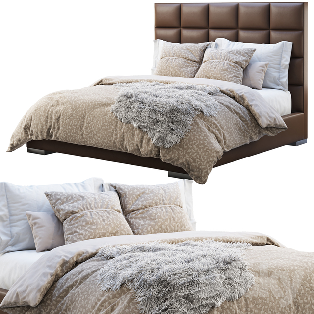 Minviso headboard bed