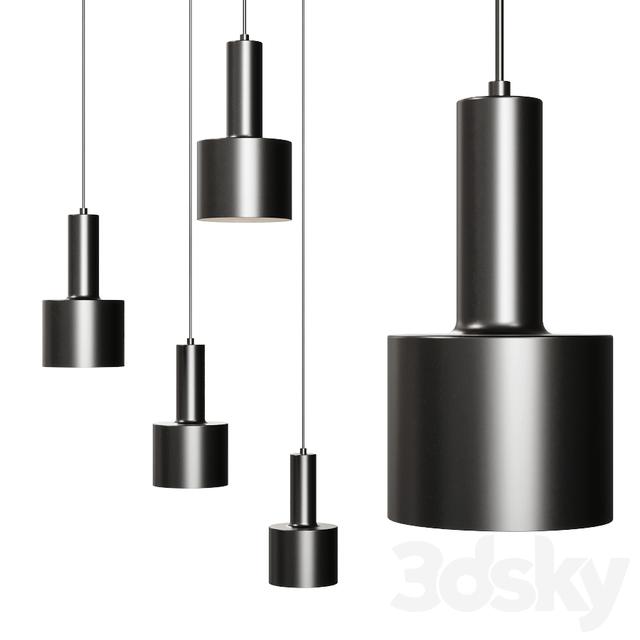ANDRIA PENDANT LAMP CL1169P Black