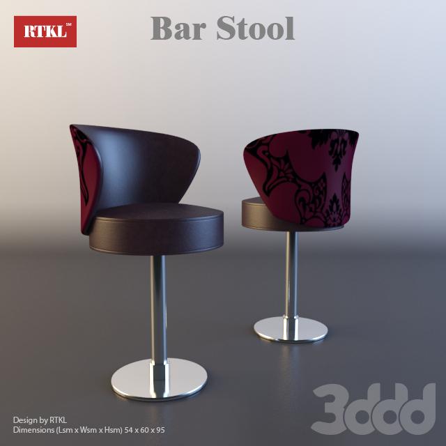 Casino Bar Stool