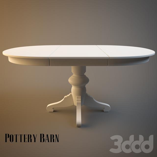 POTTERY BARN / TIVOLI DINING TABLE