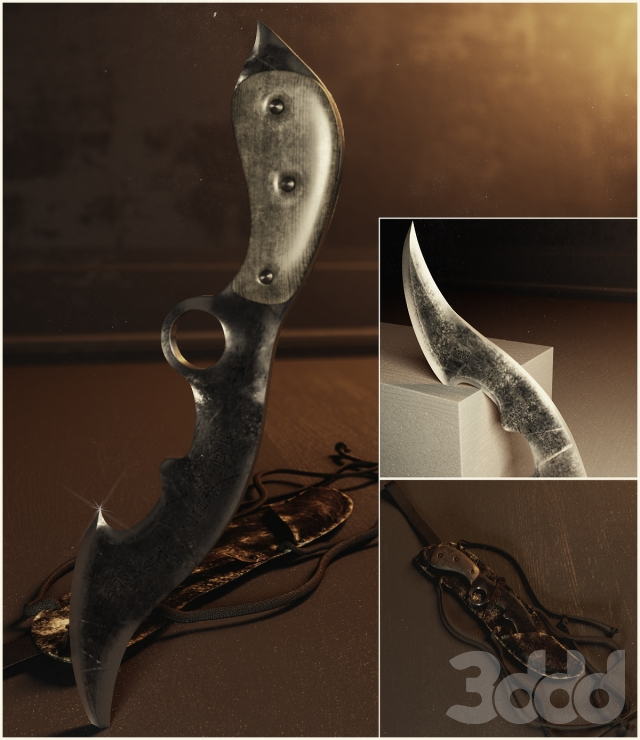 Cobra Knife