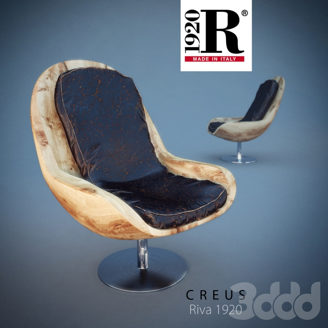 Кресло CREUS Riva 1920