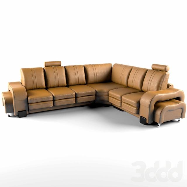"""итальянский диван """"Прайм Тайм"""""""