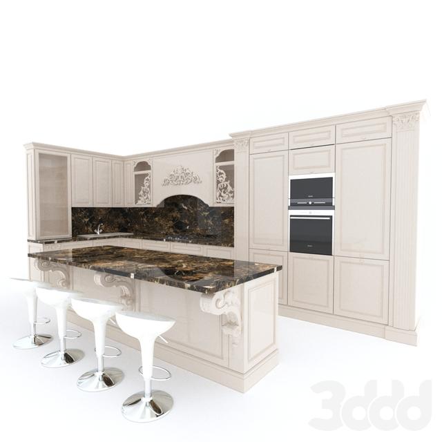 Кухня, модель: Петра
