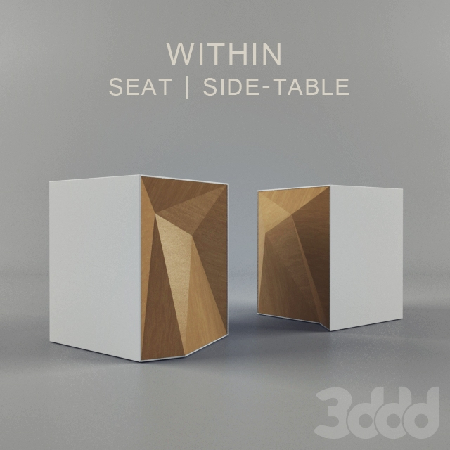 Within seat | side-table