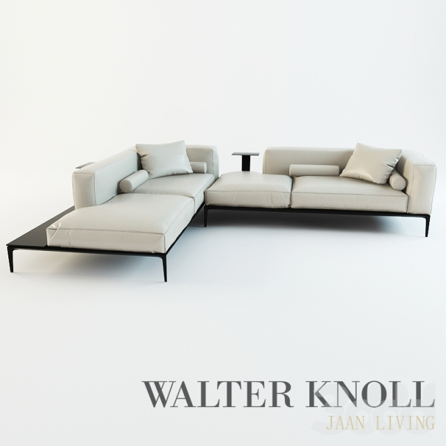 3d jaan living by walter knoll. Black Bedroom Furniture Sets. Home Design Ideas