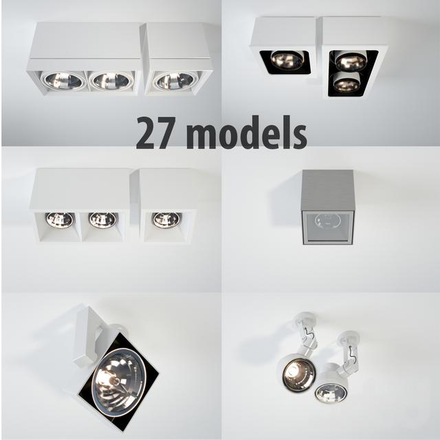 3d модели с известного сайта. Освещение - 1 | [Infoclub.PRO]