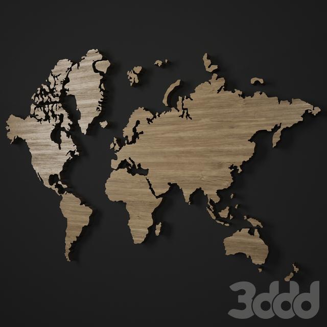 скачать карта 3d карта мира - фото 10