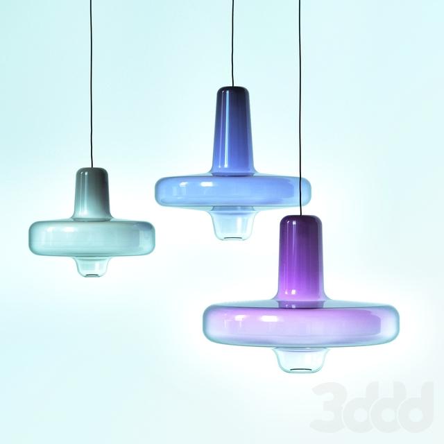 Светильники потолочные  Spin Light
