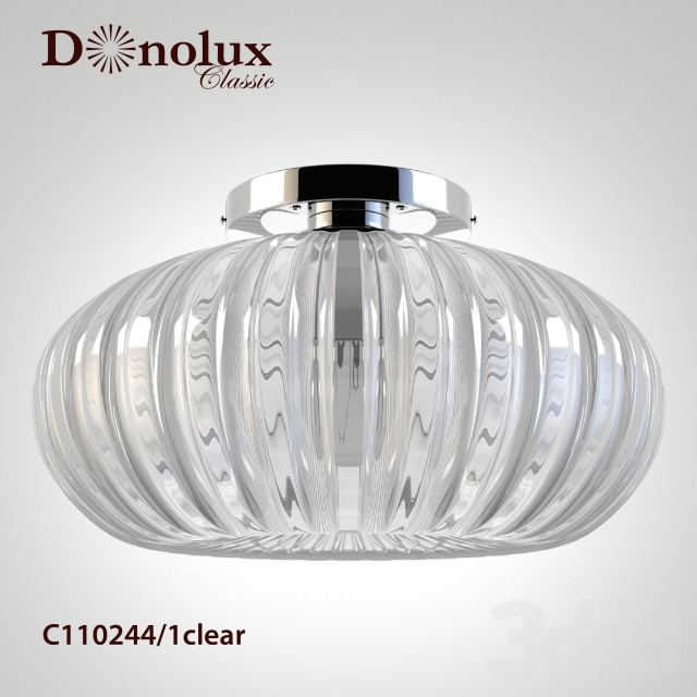 Скачать 3D Модель Donolux