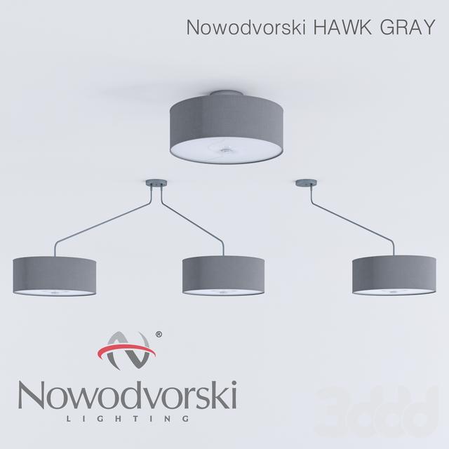 Nowodvorski HAWK GRAY