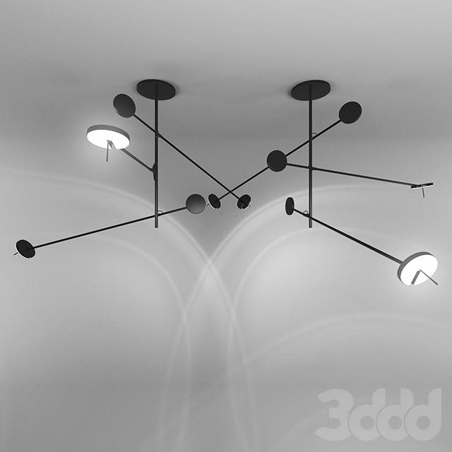 3d Leds C4 Invisible Pendant Lamp 00