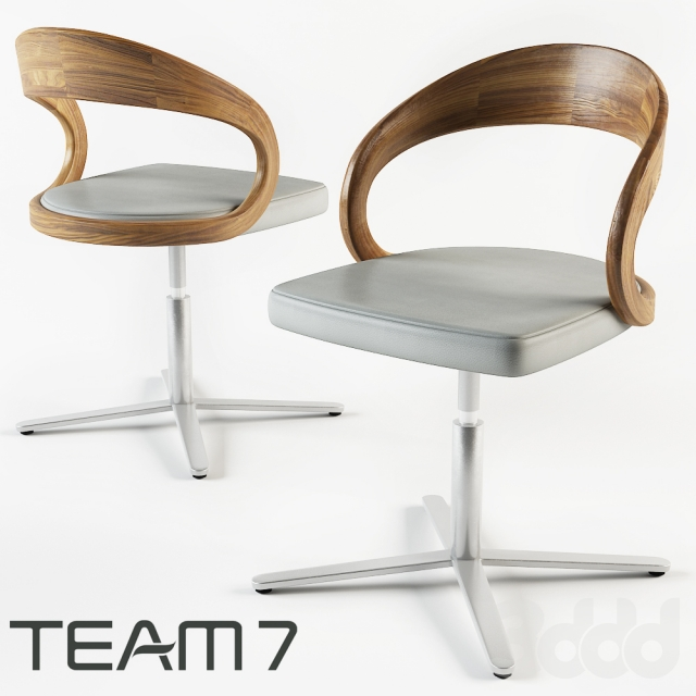 3d team7 girado chair. Black Bedroom Furniture Sets. Home Design Ideas