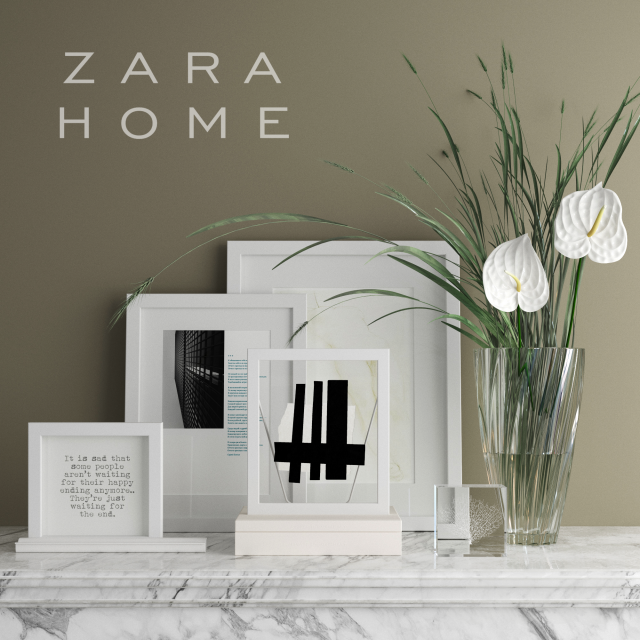 zara home it
