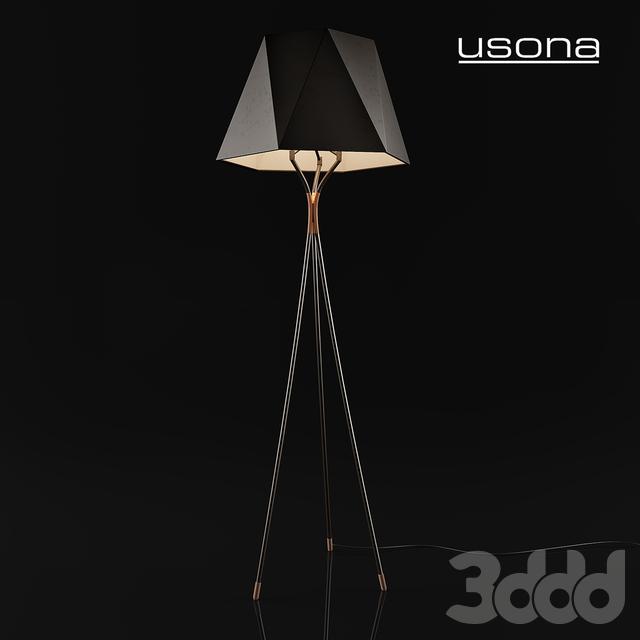 usona lighting. Usona Floor Lamp 13309 Usona Lighting U