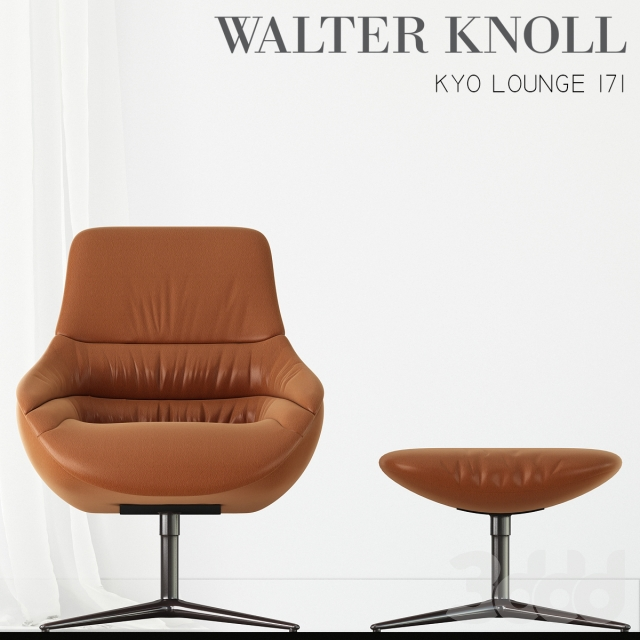 3d walter knoll kyo 171. Black Bedroom Furniture Sets. Home Design Ideas