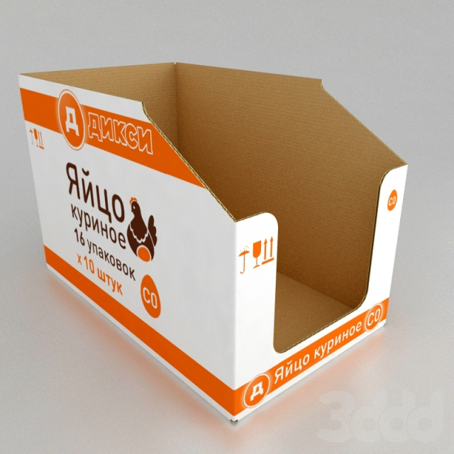 продажа коробок из картона