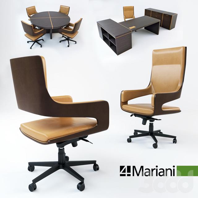 3d i 4 mariani silhouette for I 4 mariani