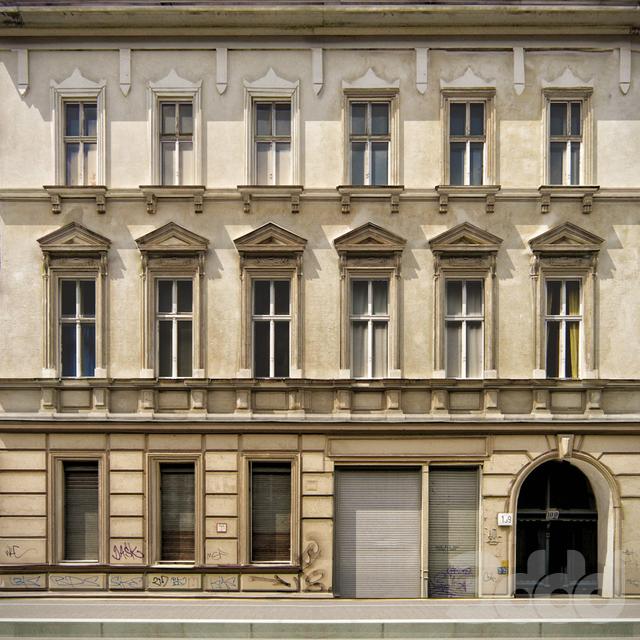 Фасад для бекграунда vol.1