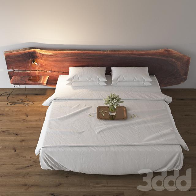 3d bed slab for Bed slab