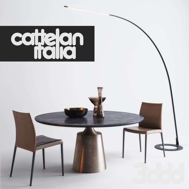 Cattelan italia set