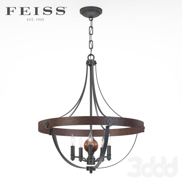 Feiss - Alston 5 FE