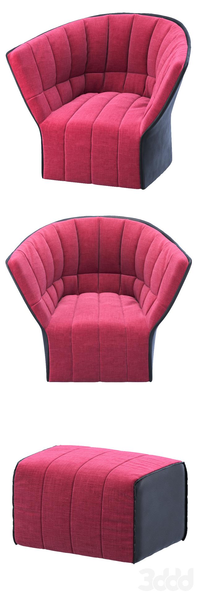 3d ligne roset moel. Black Bedroom Furniture Sets. Home Design Ideas