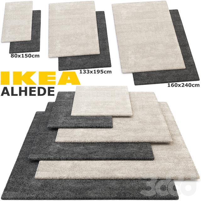 Ikea Off White Rug 2019: IKEA ALHEDE (АЛЬХЕДЕ) RUG SET