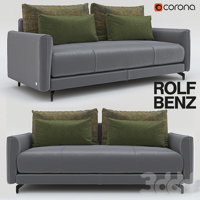 3d rolf benz nuvola. Black Bedroom Furniture Sets. Home Design Ideas