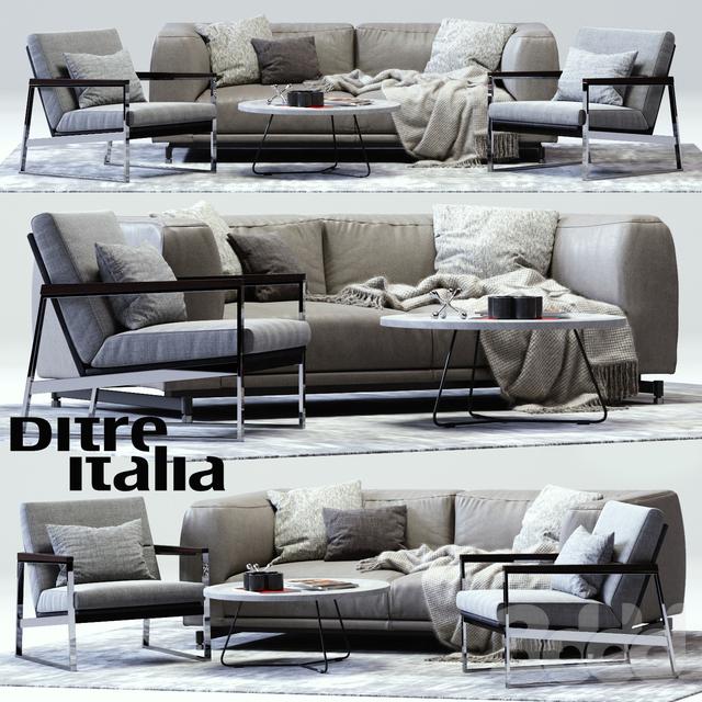 St Germain Sofa | Daytona Armchair