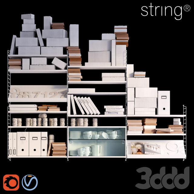 Система хранения String System 2