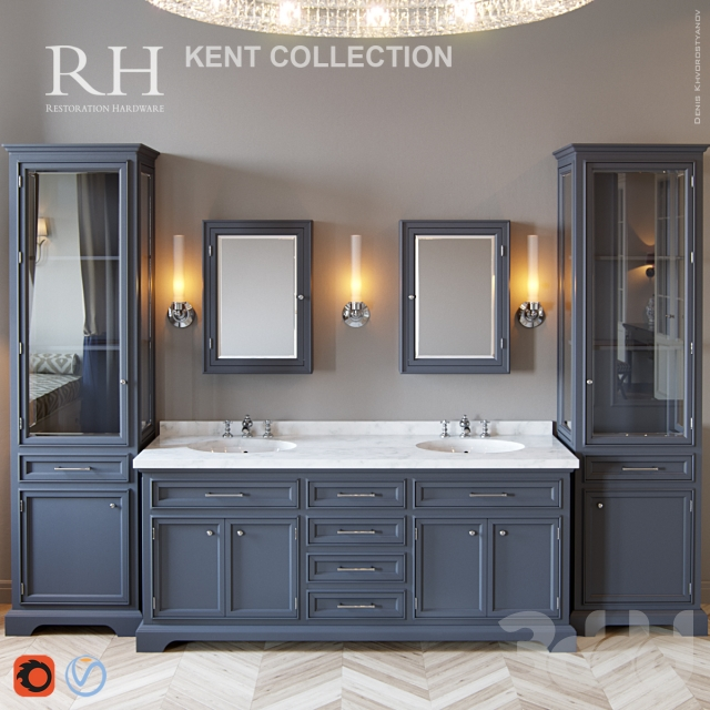 RH Kent collection