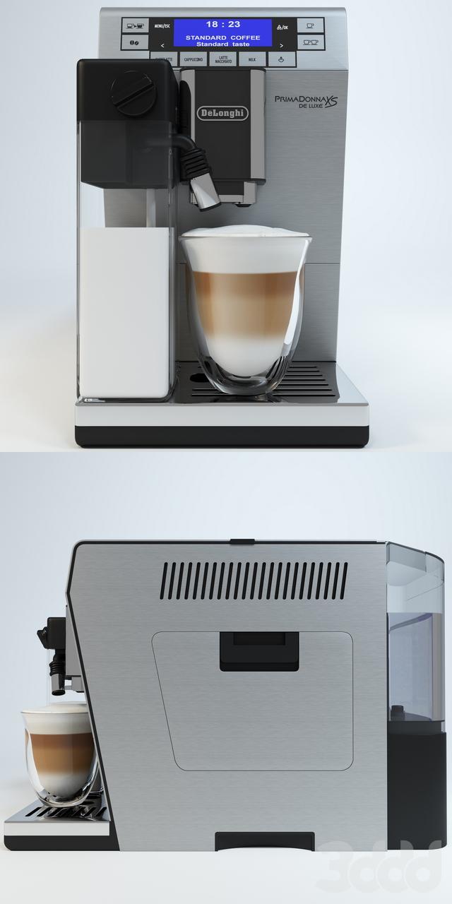 Кофемашина DeLonghi Magnifica S ECAM 21.117.B
