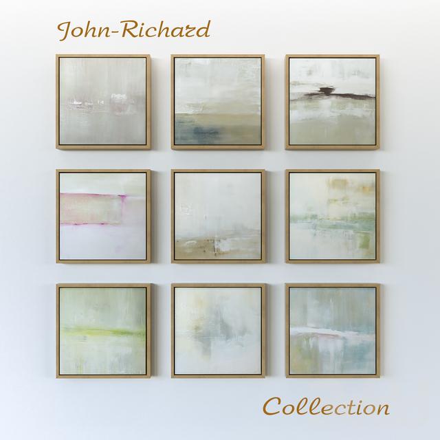 Набор картин John-Richard Collection