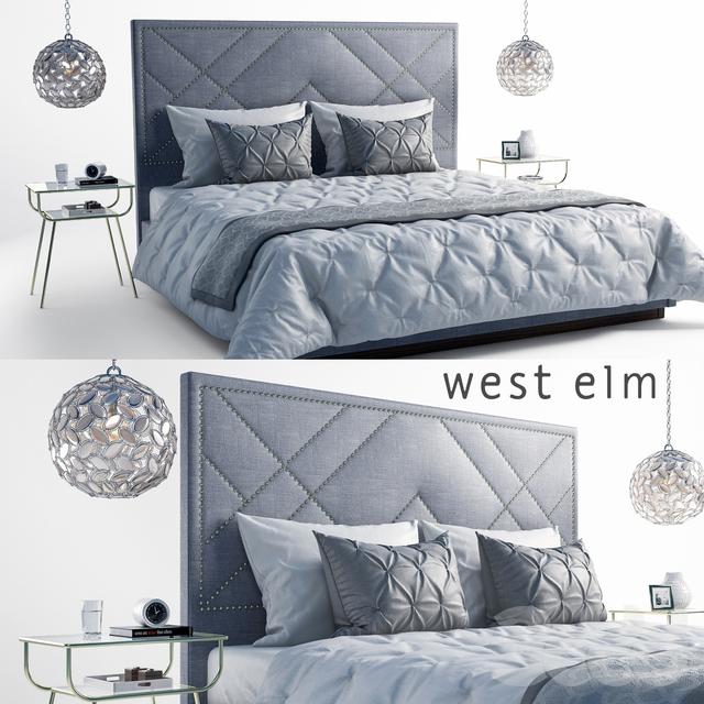 west_elm bed