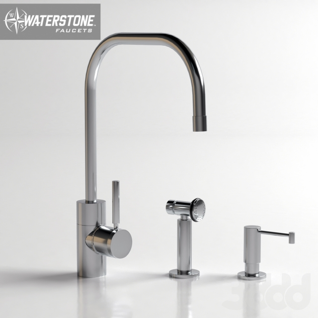 Waterstone Fulton Kitchen Faucet Model #3825-2