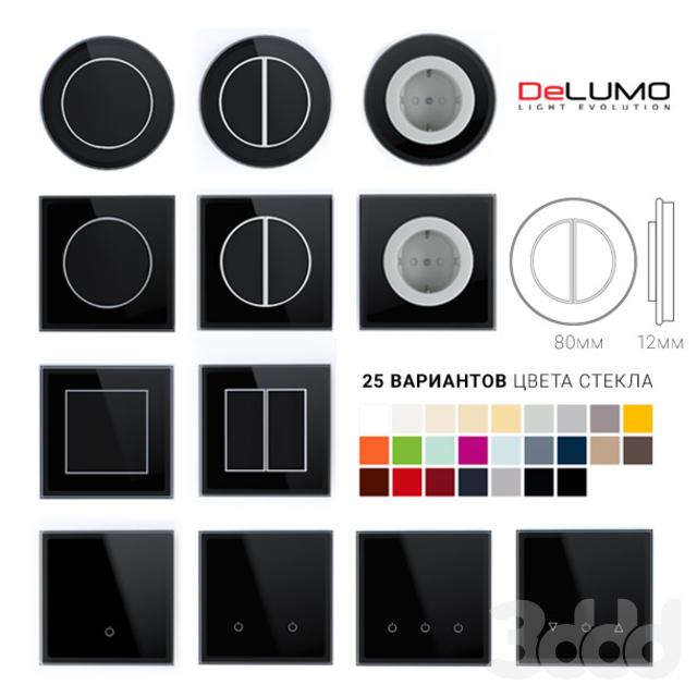 968b5101aa08 3d модели  Разное - Беспроводные выключатели и розетки DeLUMO