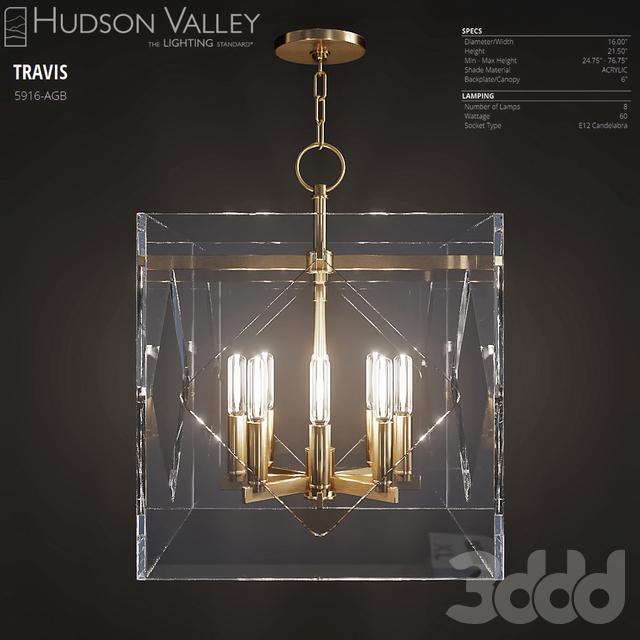 Hudson Valley TRAVIS 5916-AGB