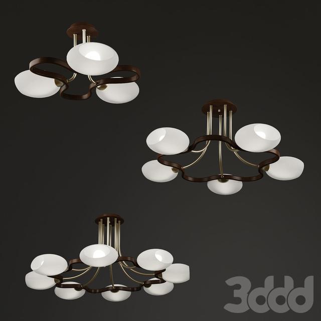 Светильники потолочные Omnilux OML-26917