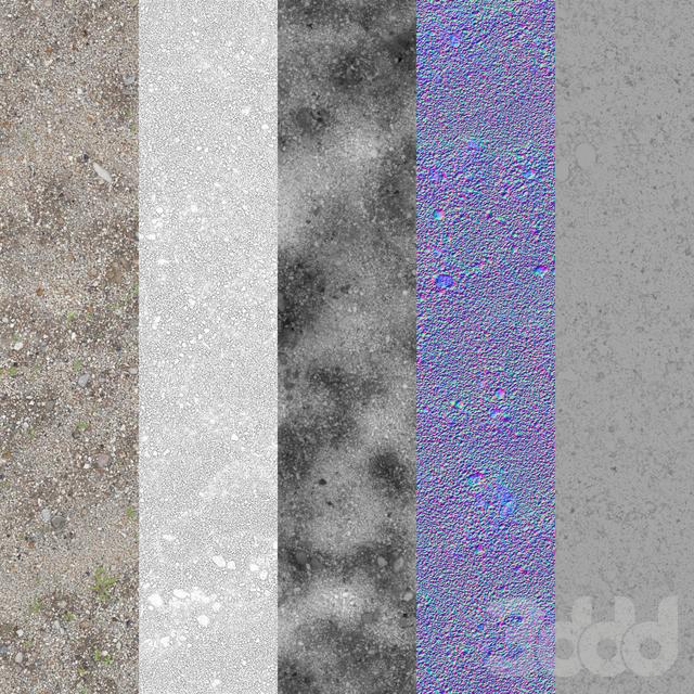 Seamless ground texture 3