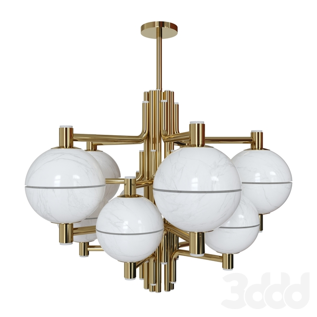 Creative mary Andros suspension lamp