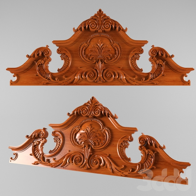 B_Wood Decorative 03