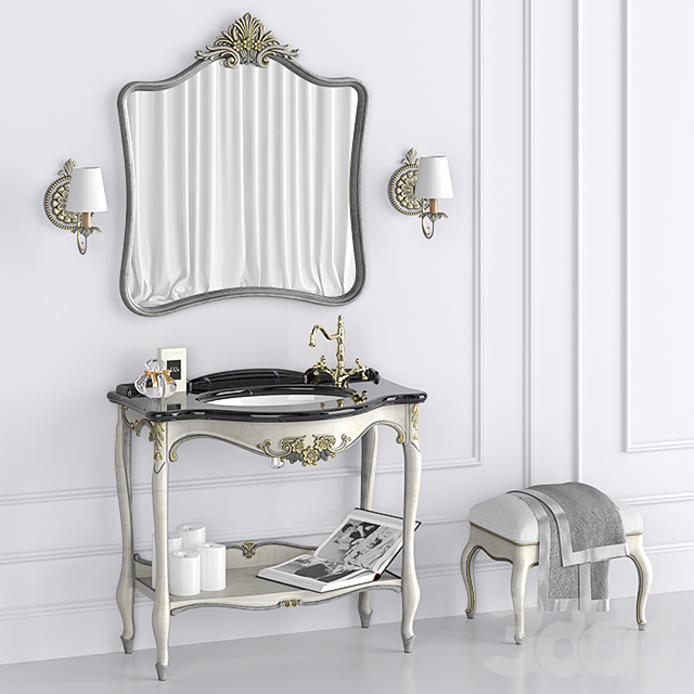 Silvano Grifoni Bathroom Set
